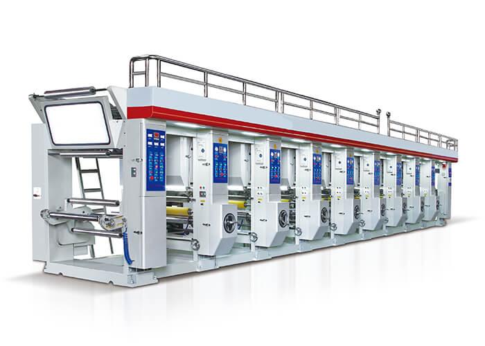 cyyblow gravure printing machine