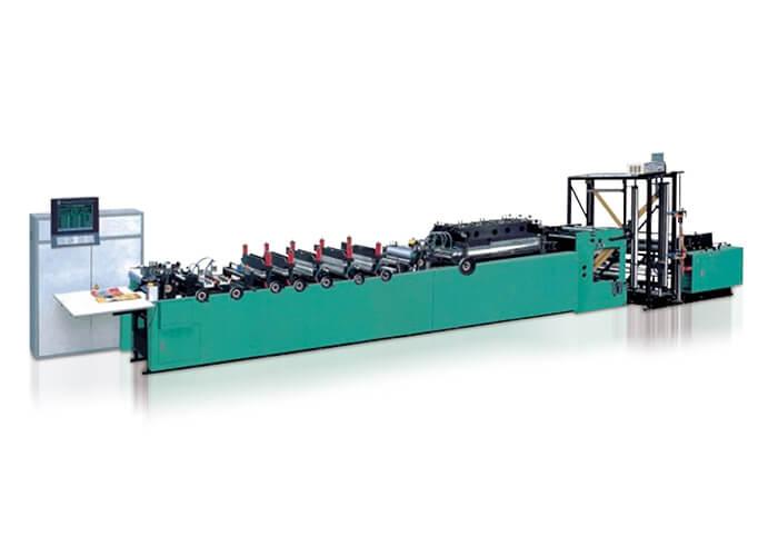 Three side sealing machine